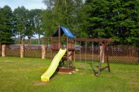 recreation center Bobrovaja hata - Playground for children