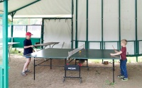 recreation center Bobrovaja hata - Table tennis (Ping-pong)
