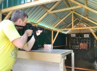 tourist complex Orsha - Shooting gallery