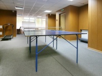 tourist complex Orsha - Table tennis (Ping-pong)