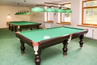recreation center Ratomka - Billiards